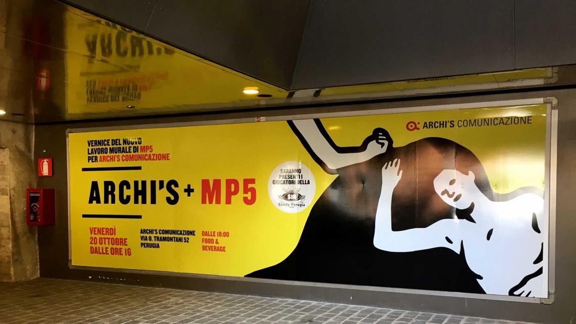 Archi's + MP5 / Matriarchy
