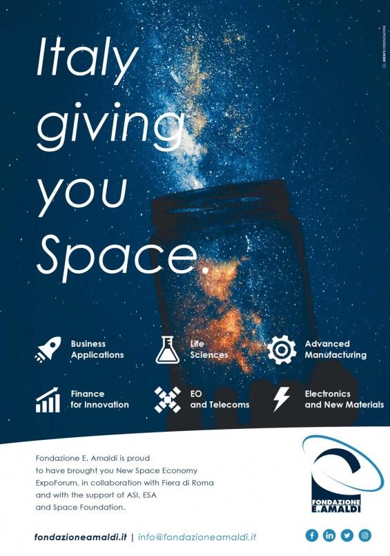 Fondazione E. Amaldi / Space