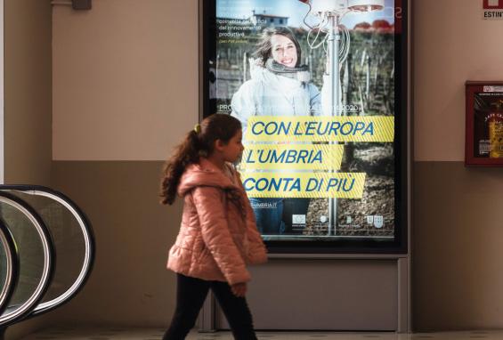 Umbria Regione Europea