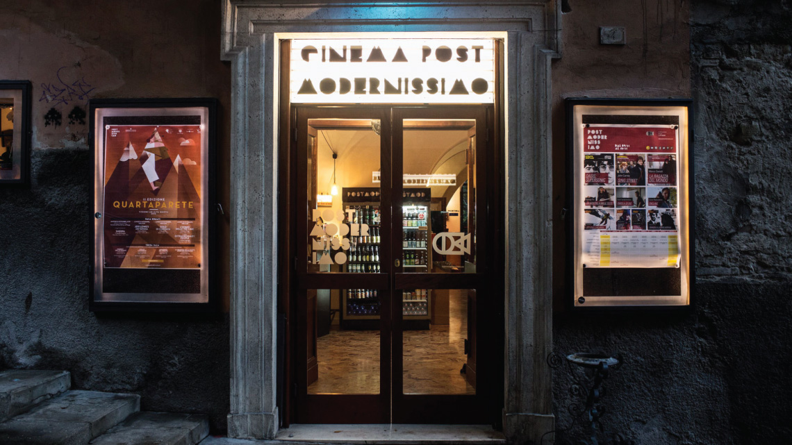 Cinema Post Modernissimo Perugia