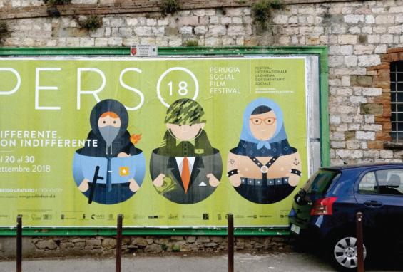 Perugia Film Festival / Edizione 2018
