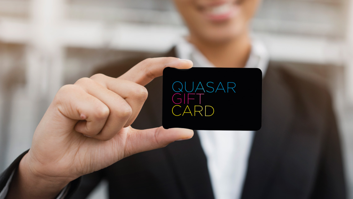 Quasar Village / Gift Card