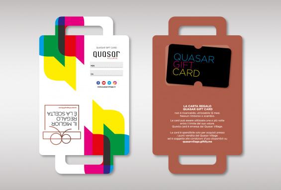 Quasar Village / Gift Card