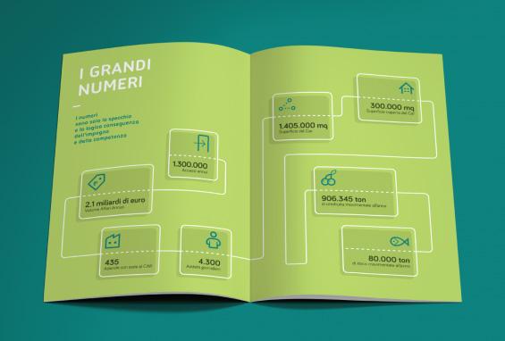 Rebranding Centro Agroalimentare Roma