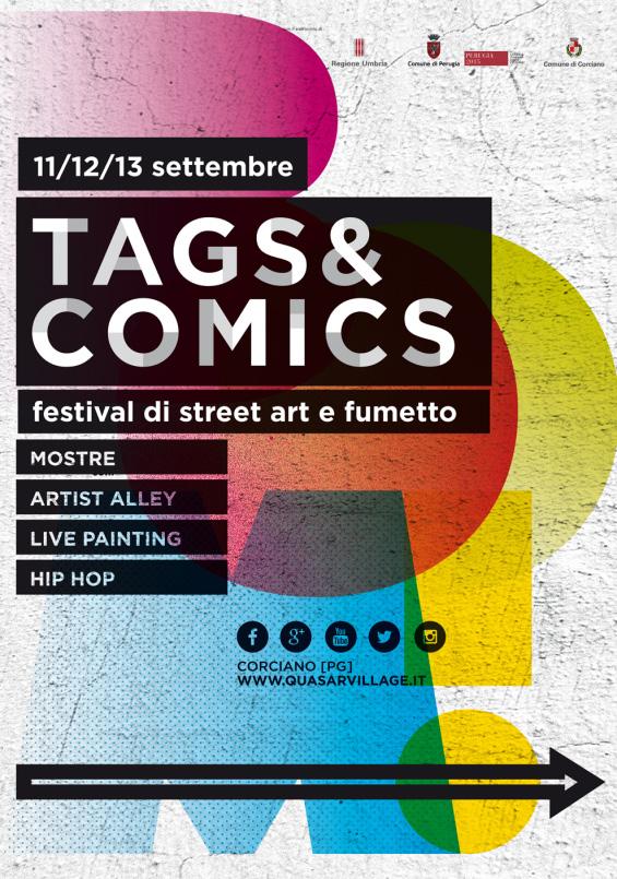 Boom! Tags&Comics