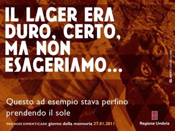 Per non dimenticare / Memoria 2011