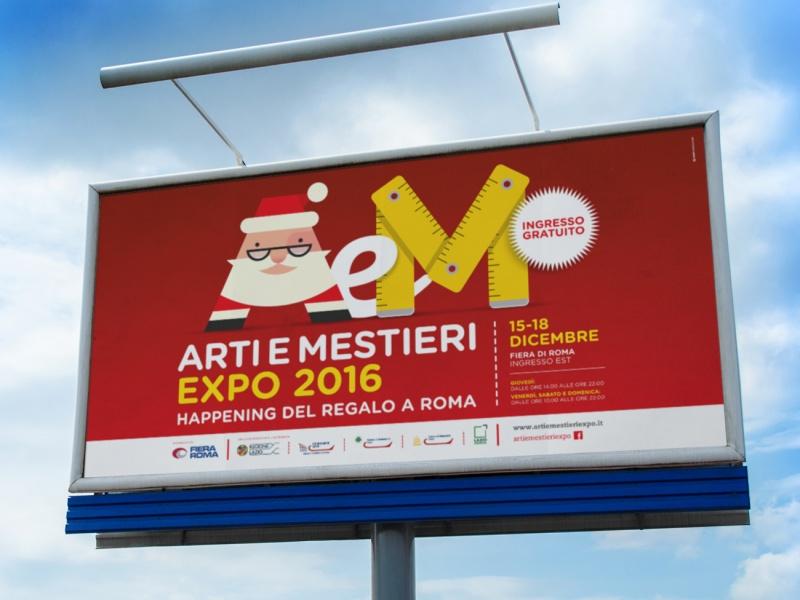 Arti&Mestieri Expo 2016 (Happening del Regalo a Roma)