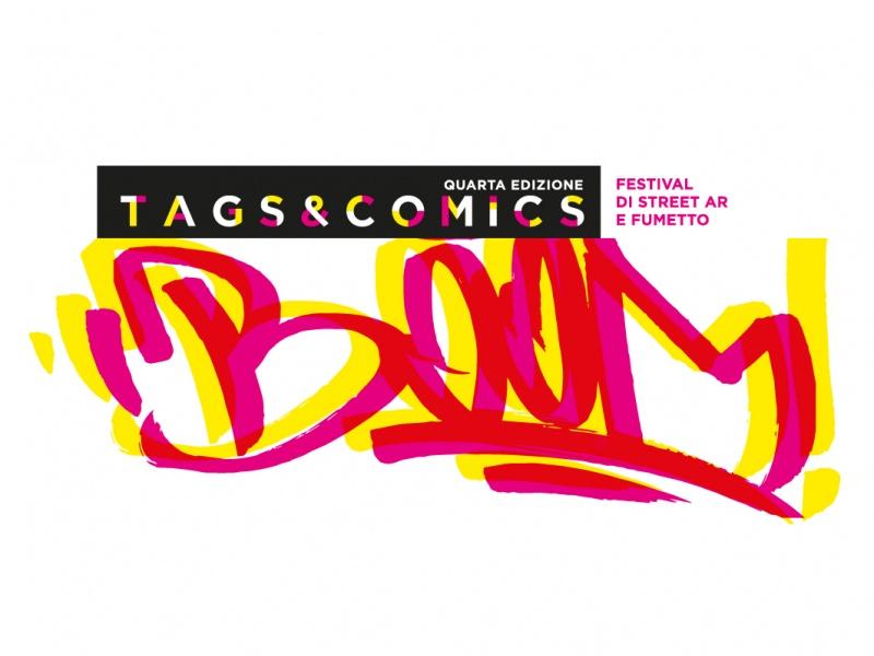 Boom! Tags & Comics