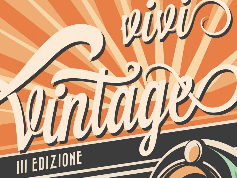 Vivi Vintage Terza Edizione