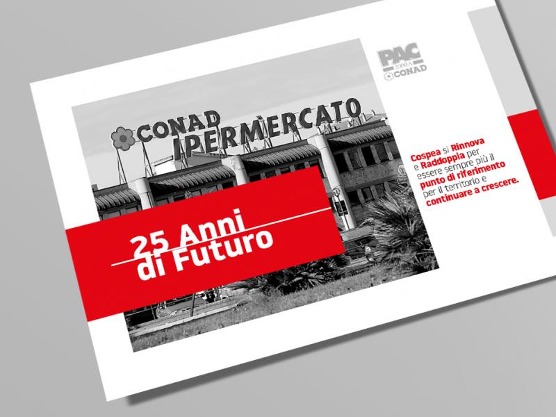 Reopening Conad Ipermercato