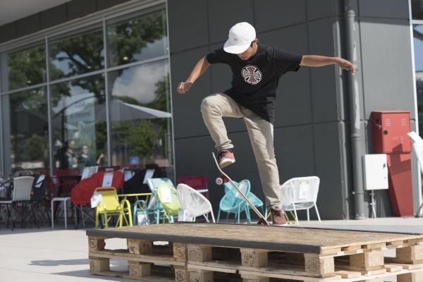 Tags & Comics - Skate